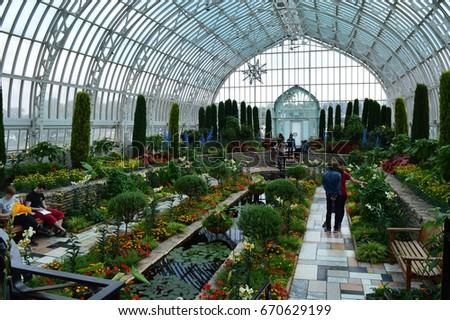 Saint Paul Minnesota June 2017 Sunken Stock Photo 670629199 Shutterstock