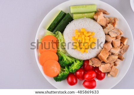 Stock images royalty free images vectors shutterstock for Fish and veggie diet