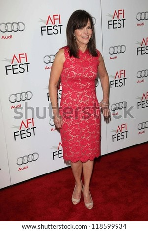 "Sally Field at the ""Lincoln"" Closing Night Gala at AFI FEST 2012, Chinese Theater, Hollywood, CA 11-08-12"