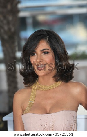 Salma Hayek at the closing Awards Gala at the 63rd Festival de Cannes. May 23, 2010  Cannes, France Picture: Paul Smith / Featureflash