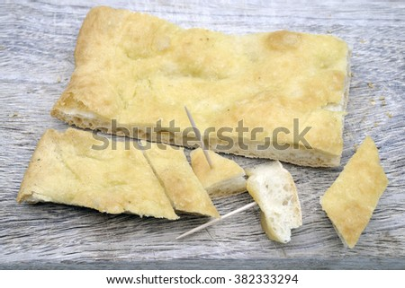 salt flat bread