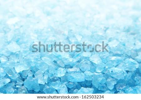 salt sea - stock photo