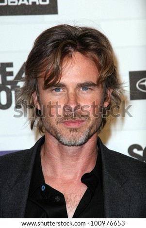 "Sam Trammell  at Spike TV's ""Scream 2010,"" Greek Theater, Los Angeles, CA. 10-16-10"