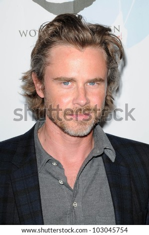 Sam Trammell  at the Children Mending Hearts 3rd Annual Peace Please Gala, The Music Box, Hollywood, CA. 04-16-10