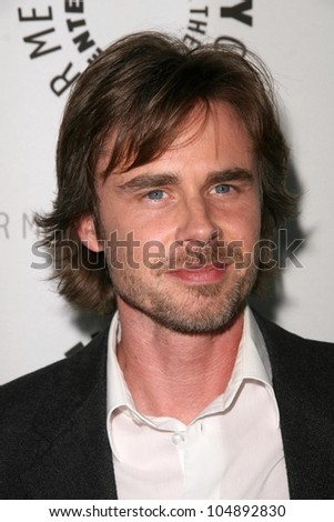 Sam Trammell at 'True Blood' presented by the Twenty-Sixth Annual William S. Paley Television Festival. Arclight Cinerama Dome, Hollywood, CA. 04-13-09