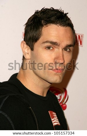 Sam Witwer at the 2009 Maxim 100 Party. Barker Hanger, Santa Monica, CA. 05-13-09