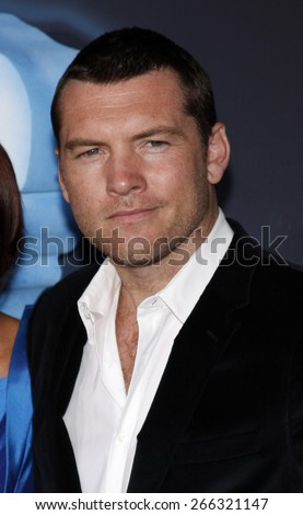 Sam Worthington at the Los Angeles premiere of 'Avatar' held at the Grauman's Chinese Theater in Hollywood on December 16, 2009.
