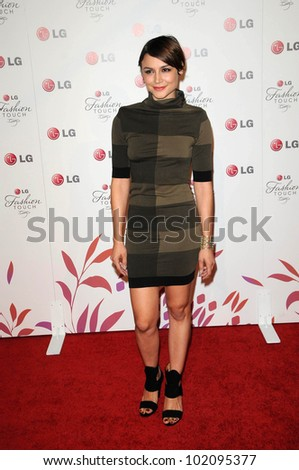 "Samaire Armstrong  at the LG ""Fashion Touch"" Party, Soho House, West Hollywood, CA. 05-24-10"