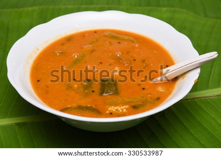 Sambar Vegetables Stock Photos, Royalty-Free Images  Vectors