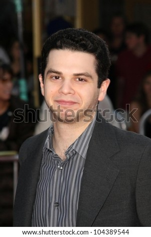 Samm Levine at the Los Angeles Premiere of 'Public Enemies'. Mann Village, Westwood, CA. 06-23-09