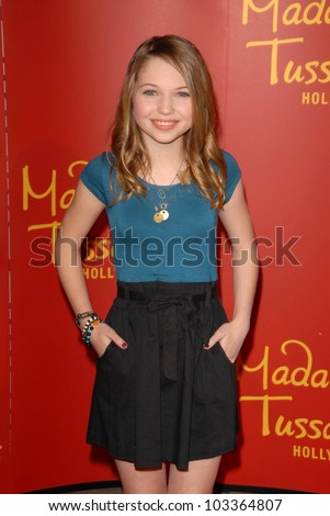 Sammi Hanratty at The Annual Mattel Children's Hospital Holiday Party, Madame Tussauds, Hollywood, CA. 12-01-09