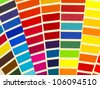 sample colors - stock photo