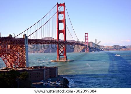 San Francisco, California, USA. City architecture.  - stock photo