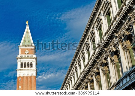 San Marco, Venice - stock photo