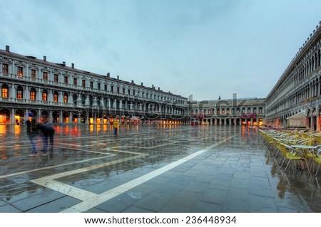 San Marco - Venice, Italy - stock photo