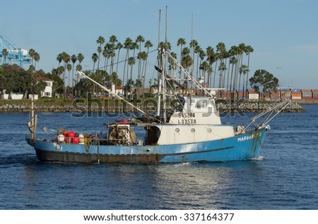 Stock images royalty free images vectors shutterstock for Fishing los angeles