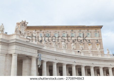 San Pietro Cathedral , Rome, Italy
