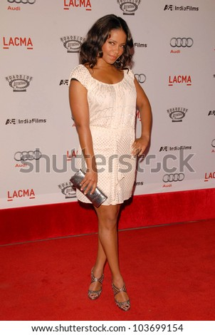 Sanaa Lathan  at the Los Angeles Special Screening of 'The September Issue'. LACMA, Los Angeles, CA. 09-08-09