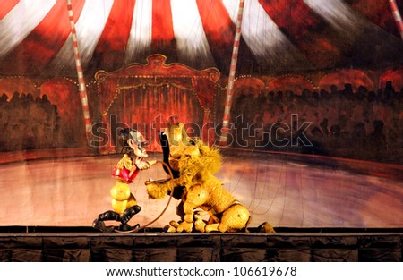 Moscow Marionette Theater Czech Marionette Theater
