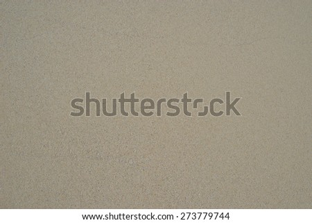 Sand at beach texture background - stock photo