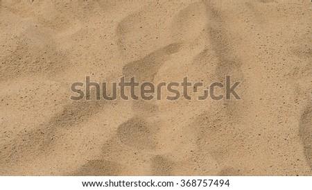 Sand background. Beautiful sand background. Sand Texture background. Closeup of sand. - stock photo
