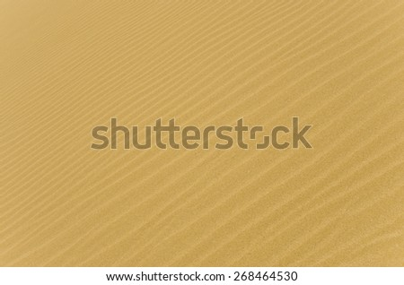 Sand background texture - stock photo