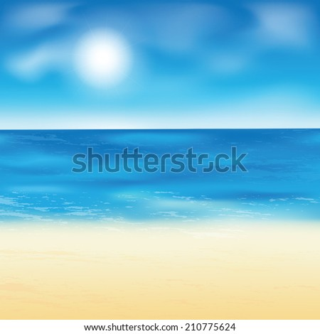 Sand beach background.