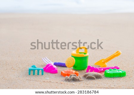 sand beach toy set for kids, toy