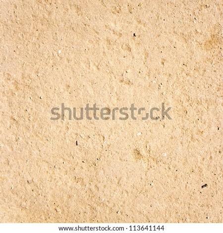 Sand ground textured. - stock photo