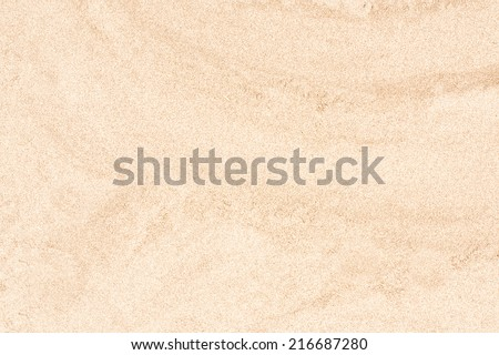 sand surface - stock photo