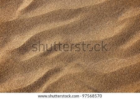 sand texture - stock photo