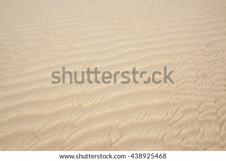 sand texture and background in koh samui bay thailand . - stock photo