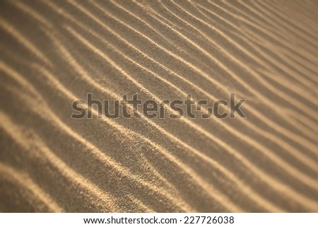 sand texture for background - stock photo