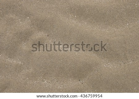 Sand texture or seamless sand background or sandy beach for background. - stock photo