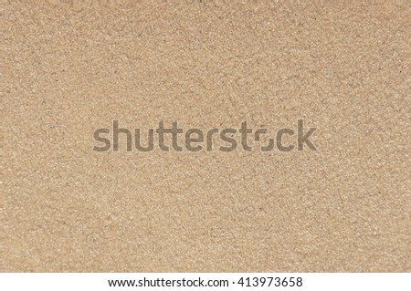 Sand Texture, Sand background, fine sand - stock photo