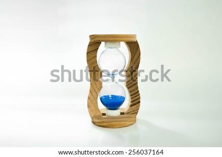 SandClock - stock photo