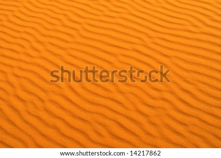 Sandformation - stock photo