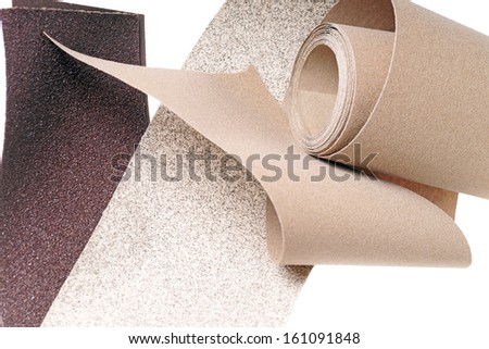 Stock Images Similar To Id 66825022 - Close Up Shot Of Sandpaper Sheet