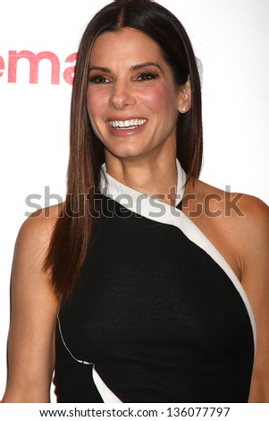 Sandra Bullock at the 20th Century Fox Press Event at CinemaCon 2013, Caesars Palace, Las Vegas, NV 04-18-13