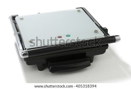 Sandwich Maker Isolated     - stock photo