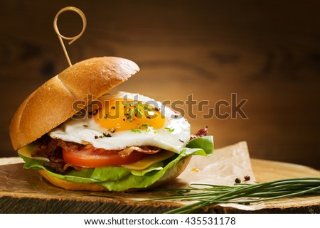 Bacon Bap Stock Images, Royalty-Free Images & Vectors ...
