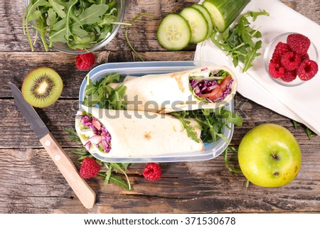 Salad Box Stock Images, Royalty-Free Images & Vectors ...