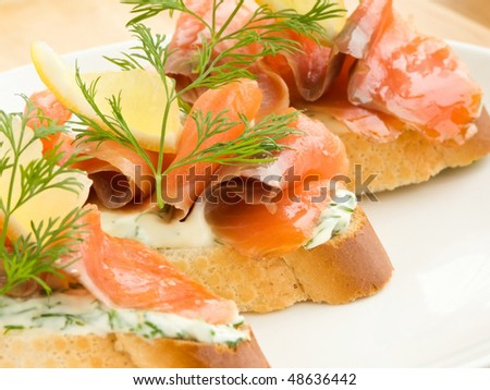 Stock Images similar to ID 100869403 - a lot of cold snacks on buffet ...
