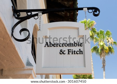 Abercrombie Stock Images, Royalty-Free Images & Vectors ... American Retailer Focused On Casual Wear Logo Quiz