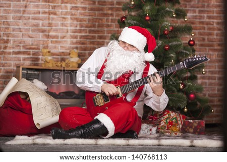 Merry christmas с басами
