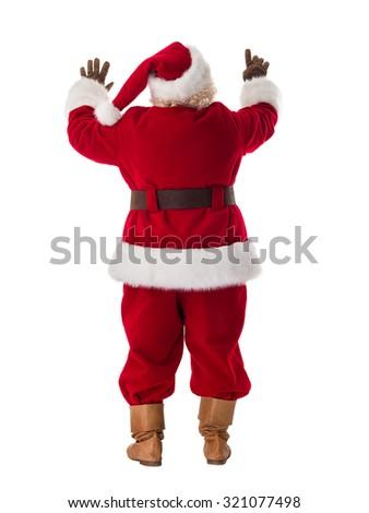 Santa Claus Portrait - stock photo