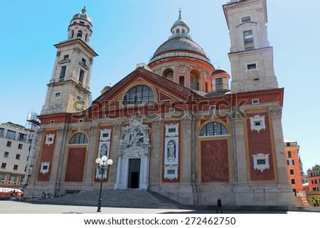 Santa Maria Assunta - stock photo