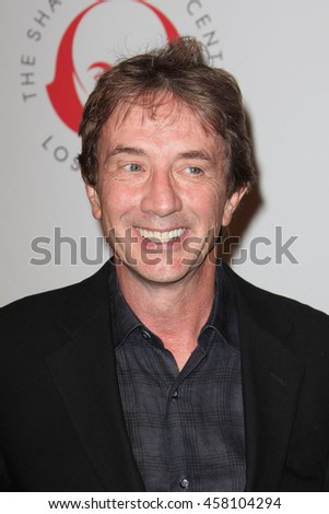 Santa Monica, California, USA; September 25th, 2013; Martin Short arrives to 23rd Annual Simply Shakespeare at The Broad Stage in Santa Monica.