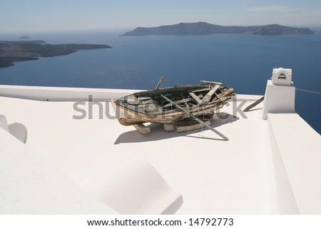 Santorini - Timeless Place