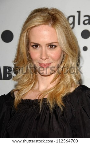 Sarah Paulson at the 18th Annual GLAAD Media Awards. Kodak Theatre, Hollywood, CA. 04-14-07